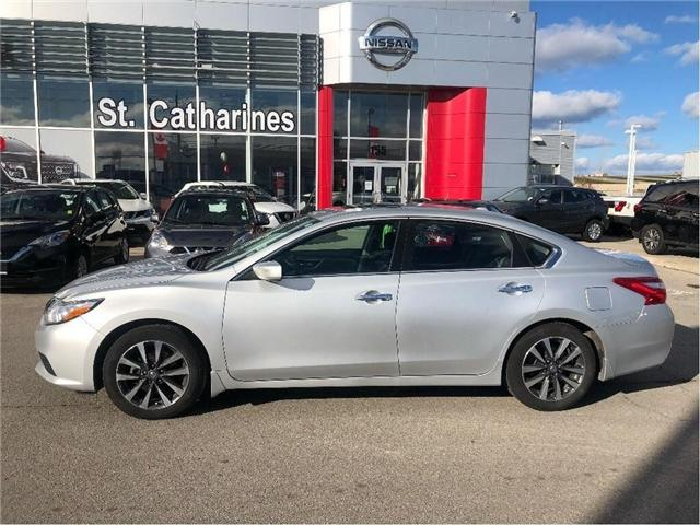 2017 Nissan Altima 2.5 SV (Stk: SSP-160) in St. Catharines - Image 2 of 21