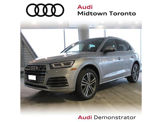 2018 Audi Q5 2.0T Progressiv (Stk: AU5707) in Toronto - Image 1 of 22