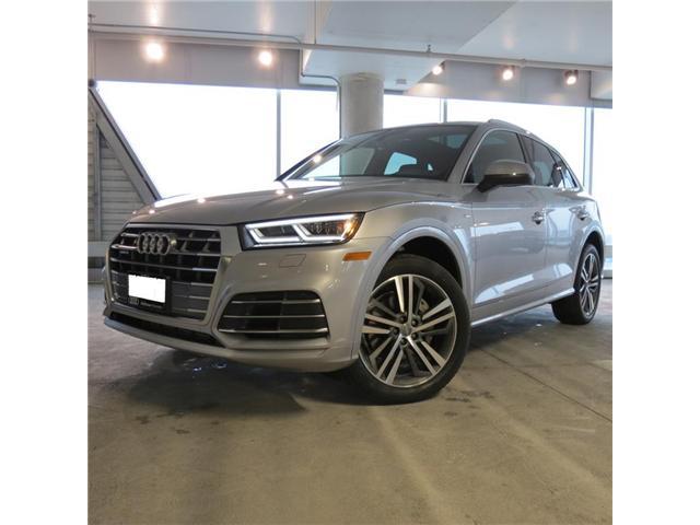 2018 Audi Q5 2.0T Progressiv (Stk: AU5707) in Toronto - Image 2 of 22