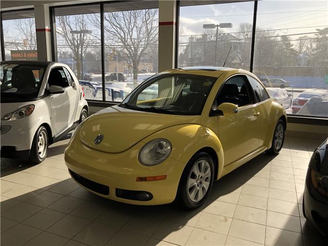 2008 Volkswagen New Beetle 2.5L Trendline (Stk: ) in Ottawa - Image 1 of 12