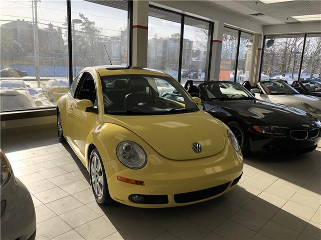 2008 Volkswagen New Beetle 2.5L Trendline (Stk: ) in Ottawa - Image 4 of 12