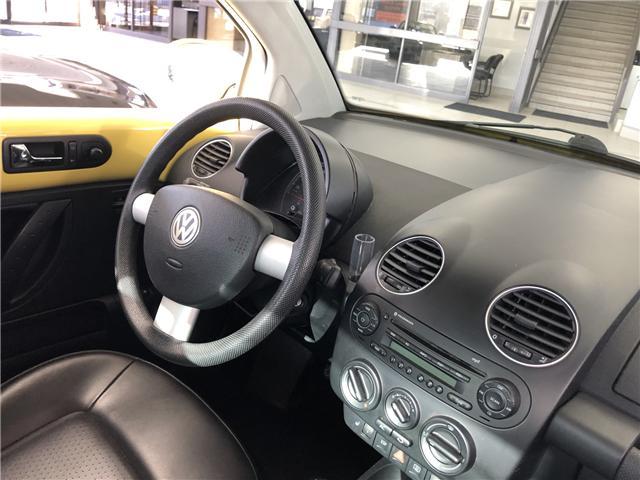 2008 Volkswagen New Beetle 2.5L Trendline (Stk: ) in Ottawa - Image 7 of 12