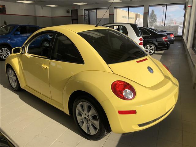 2008 Volkswagen New Beetle 2.5L Trendline (Stk: ) in Ottawa - Image 9 of 12