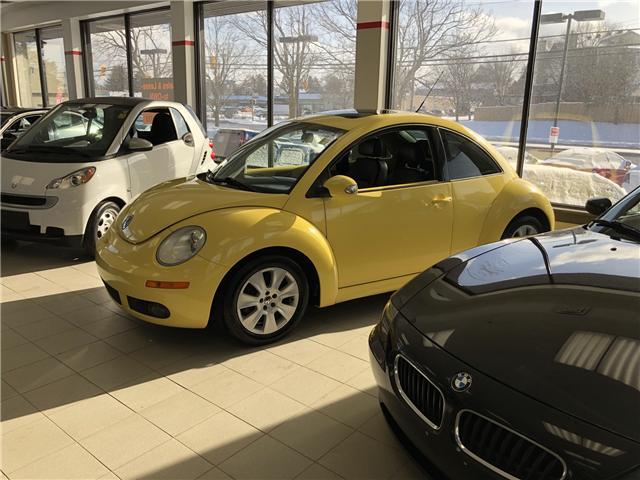 2008 Volkswagen New Beetle 2.5L Trendline (Stk: ) in Ottawa - Image 12 of 12