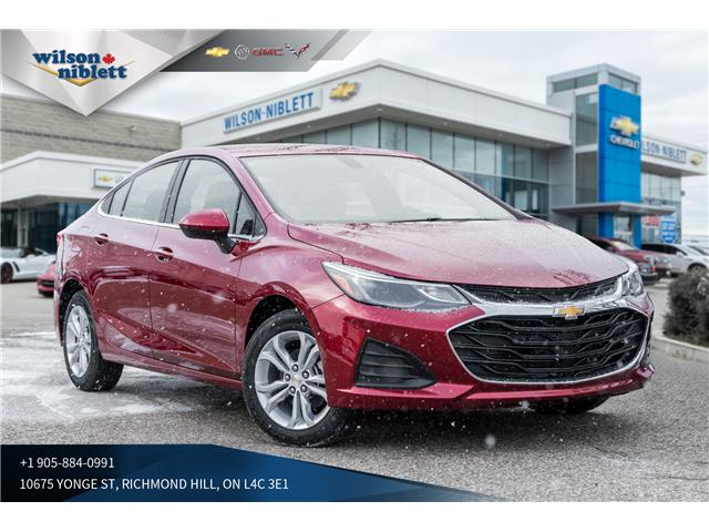 2019 Chevrolet Cruze LT (Stk: 121496) in Richmond Hill - Image 1 of 20