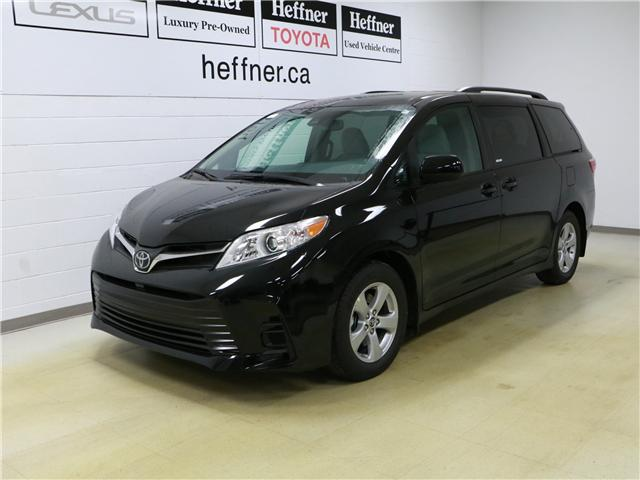 2019 Toyota Sienna LE 8-Passenger (Stk: 190259) in Kitchener - Image 1 of 3