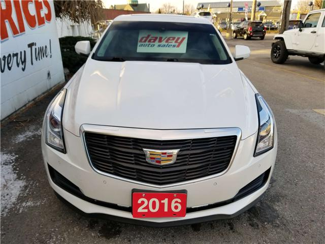2016 Cadillac ATS 2.0L Turbo Luxury Collection (Stk: 18-743T) in Oshawa - Image 2 of 16
