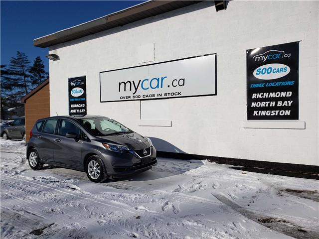 2018 Nissan Versa Note 1.6 SV (Stk: 181802) in North Bay - Image 2 of 13