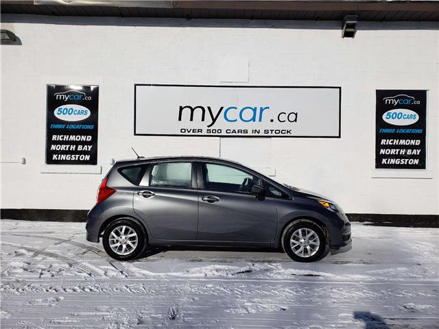 2018 Nissan Versa Note 1.6 SV (Stk: 181802) in North Bay - Image 1 of 13