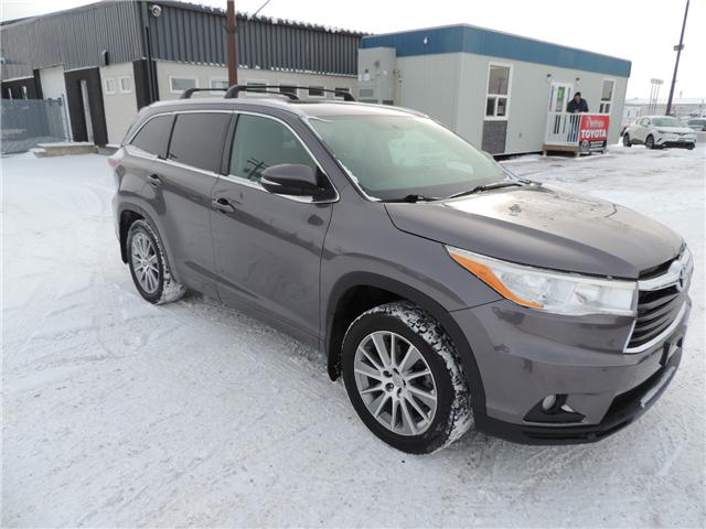 2015 Toyota Highlander XLE (Stk: 185541) in Brandon - Image 2 of 23