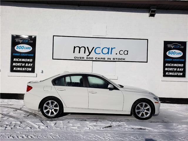 2014 BMW 320i xDrive (Stk: 181744) in Kingston - Image 1 of 13