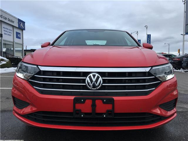 2019 Volkswagen Jetta 1.4 TSI Highline (Stk: 19-44239) in Brampton - Image 2 of 27