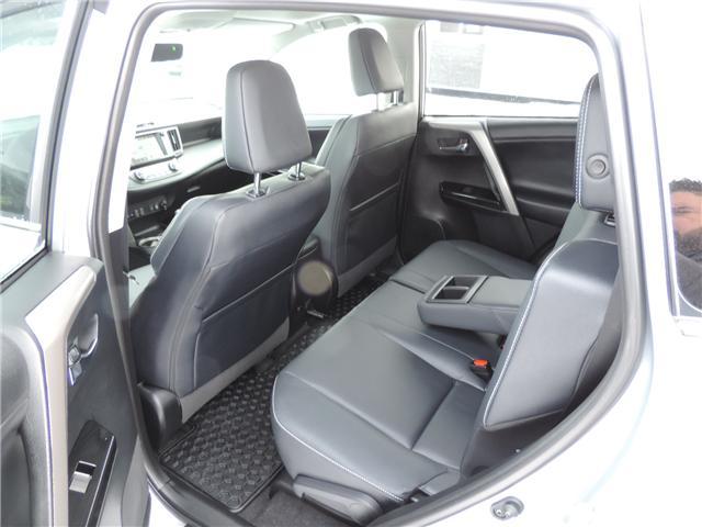 2018 Toyota RAV4 Limited (Stk: 190631) in Brandon - Image 11 of 22