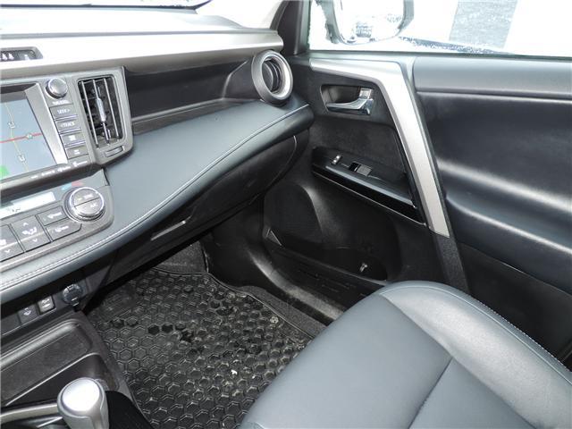 2018 Toyota RAV4 Limited (Stk: 190631) in Brandon - Image 22 of 22