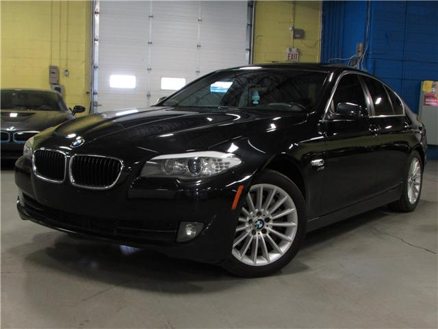 2011 BMW 535i xDrive (Stk: C0881ax) in North York - Image 1 of 17