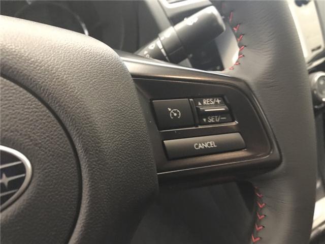 2019 Subaru WRX Sport-tech (Stk: 199883) in Lethbridge - Image 29 of 30