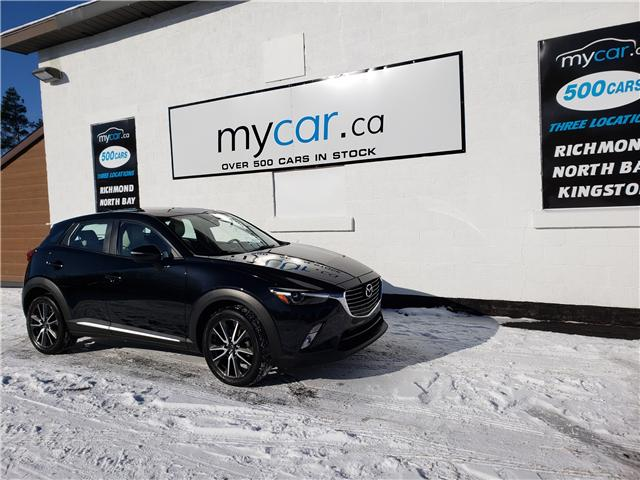 2016 Mazda CX-3 GT (Stk: 181720) in Kingston - Image 2 of 14