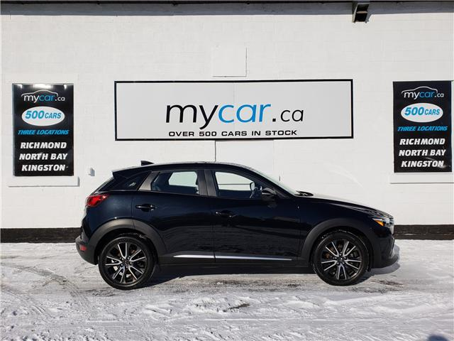 2016 Mazda CX-3 GT (Stk: 181720) in Kingston - Image 1 of 14