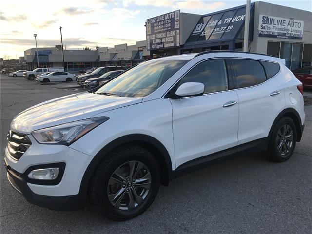 2013 Hyundai Santa Fe Sport 2.4 Premium (Stk: ) in Concord - Image 1 of 19