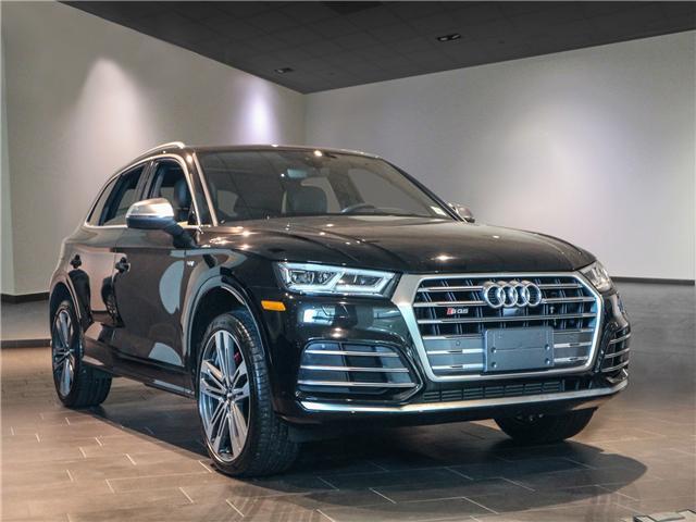 2018 Audi SQ5 3.0T Technik (Stk: P2916) in Toronto - Image 3 of 28