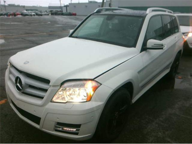 2011 Mercedes-Benz Glk-Class Base (Stk: C5471) in North York - Image 1 of 6