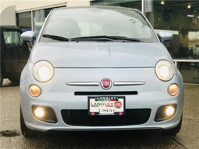 2013 Fiat 500 Sport (Stk: LF009290) in Surrey - Image 3 of 29