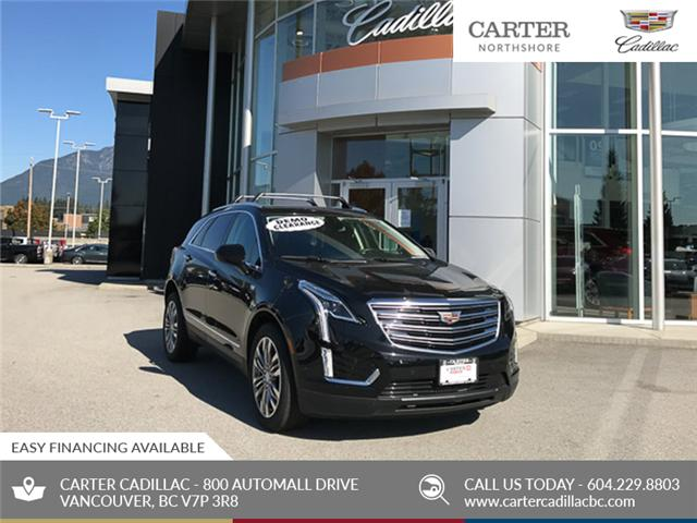 2017 Cadillac XT5 Premium Luxury (Stk: 7C589730) in North Vancouver - Image 1 of 12
