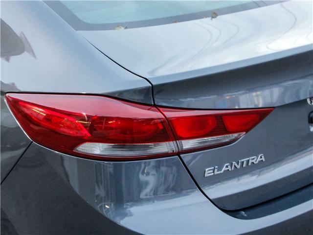 2017 Hyundai Elantra GL (Stk: y1 5119) in Toronto - Image 10 of 24