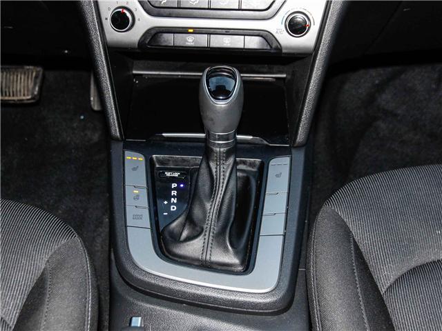 2017 Hyundai Elantra GL (Stk: y1 5119) in Toronto - Image 21 of 24