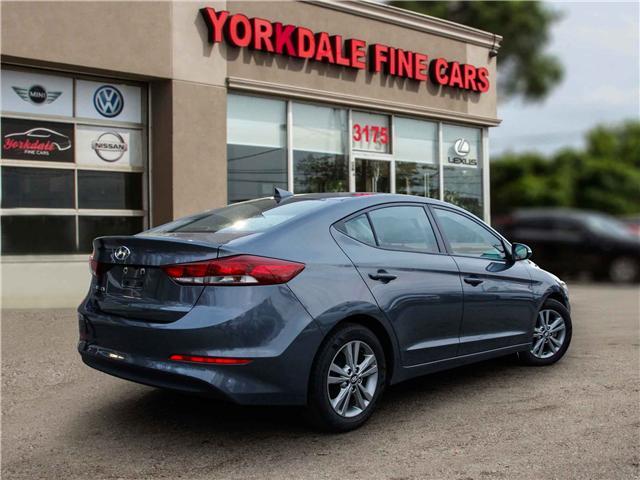 2017 Hyundai Elantra GL (Stk: y1 5119) in Toronto - Image 5 of 24