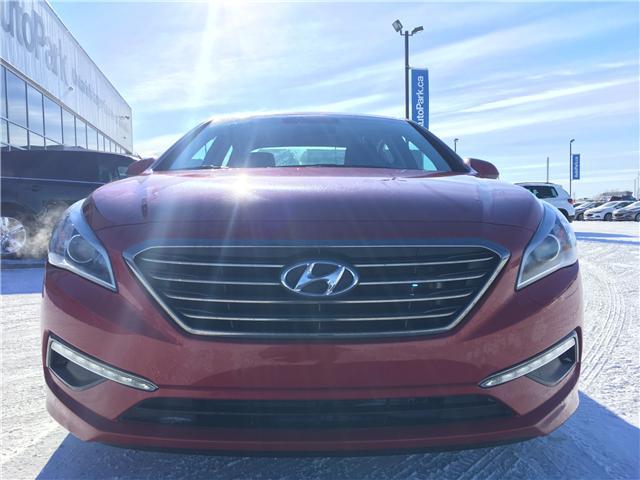 2017 Hyundai Sonata GL (Stk: 17-47913RJB) in Barrie - Image 2 of 25