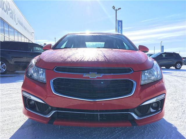 2016 Chevrolet Cruze Limited 1LT (Stk: 16-34263JB) in Barrie - Image 2 of 29