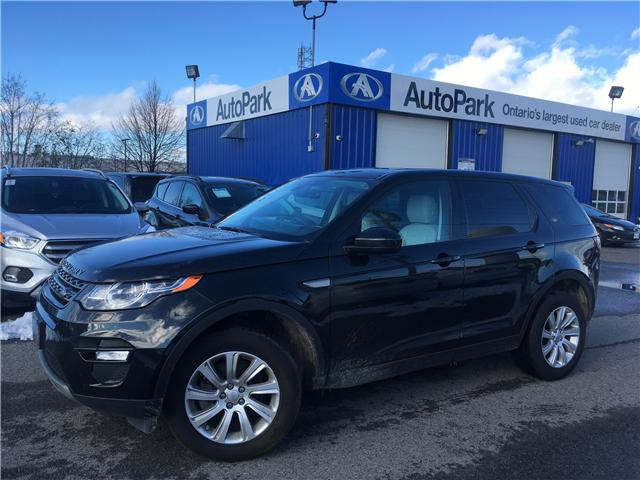 2016 Land Rover Discovery Sport SE (Stk: 16-77711) in Georgetown - Image 1 of 25