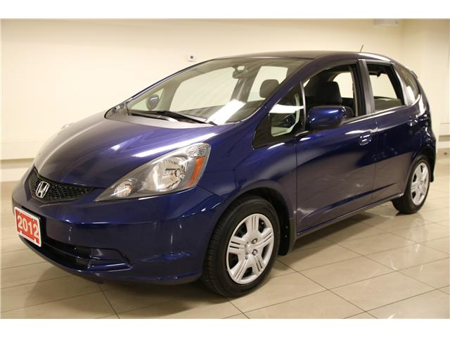 2012 Honda Fit LX (Stk: HP3076) in Toronto - Image 1 of 28