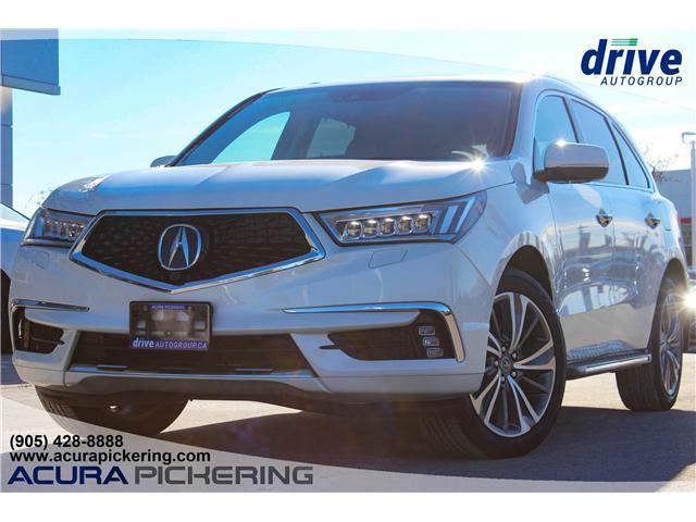 2017 Acura MDX Elite Package (Stk: AP4705) in Pickering - Image 1 of 35