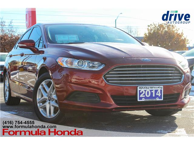 2014 Ford Fusion SE (Stk: B10712A) in Scarborough - Image 1 of 26