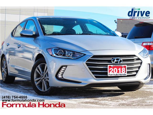2018 Hyundai Elantra GLS (Stk: B10757R) in Scarborough - Image 1 of 27