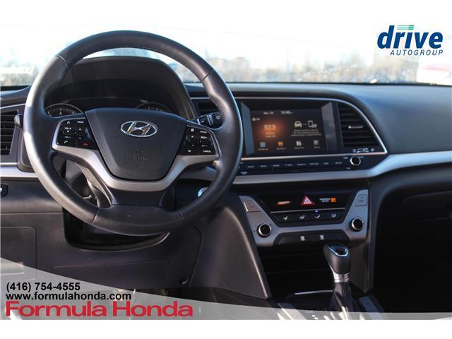 2018 Hyundai Elantra GLS (Stk: B10757R) in Scarborough - Image 2 of 27