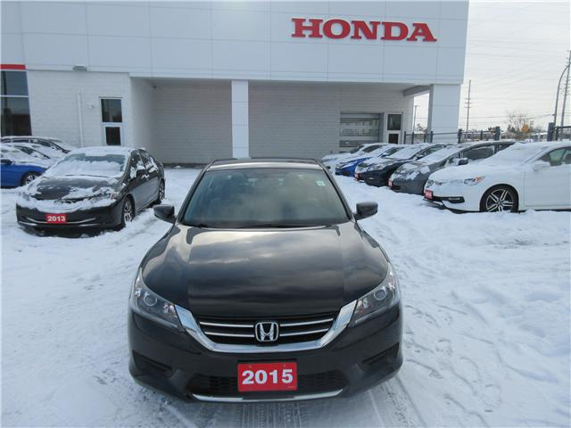 2015 Honda Accord LX (Stk: 24760L) in Ottawa - Image 2 of 10
