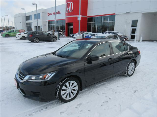 2015 Honda Accord LX (Stk: 24760L) in Ottawa - Image 1 of 10