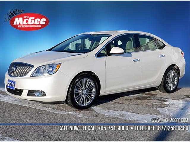 2014 Buick Verano Leather Package (Stk: 19019A) in Peterborough - Image 1 of 19