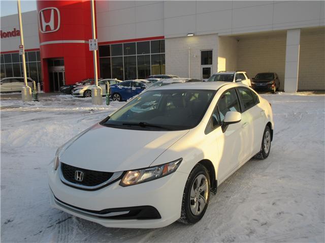 2013 Honda Civic LX (Stk: SS3274) in Ottawa - Image 1 of 11