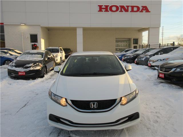 2013 Honda Civic LX (Stk: SS3274) in Ottawa - Image 2 of 11