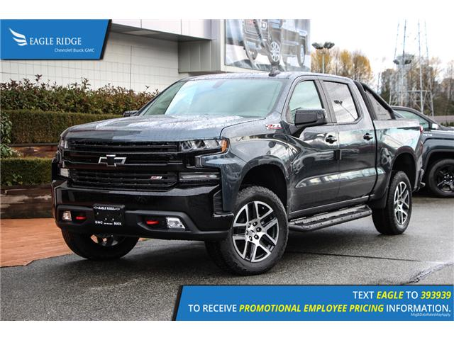 2019 Chevrolet Silverado 1500 LT Trail Boss (Stk: 99204A) in Coquitlam - Image 1 of 18