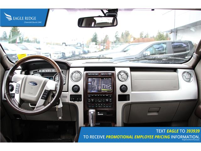 2010 Ford F-150 XLT Navigation, Leather, Sunroof at $19787 for sale