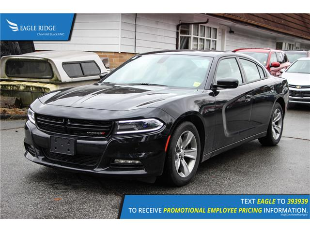 2017 Dodge Charger SXT (Stk: 179074) in Coquitlam - Image 1 of 5