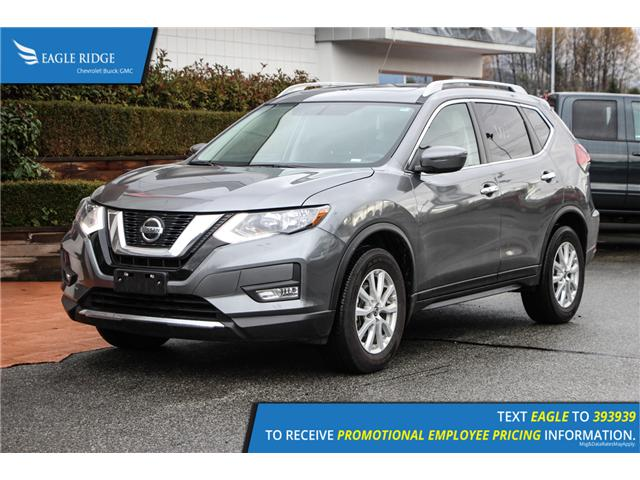2018 Nissan Rogue SV (Stk: 189387) in Coquitlam - Image 1 of 6
