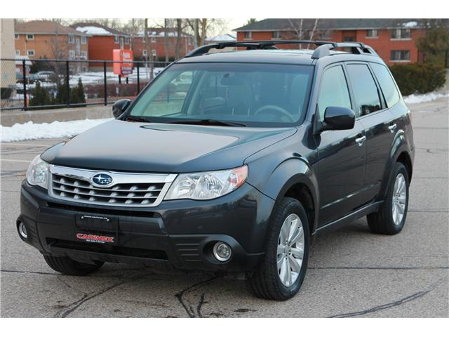 2012 Subaru Forester 2.5X Touring (Stk: 1811537) in Waterloo - Image 1 of 27