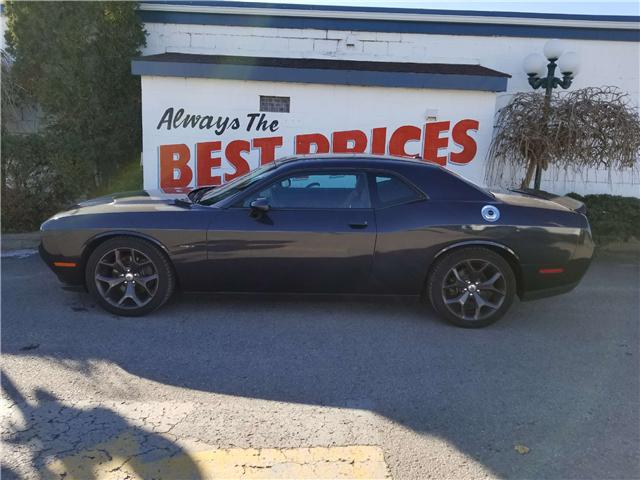 2017 Dodge Challenger R/T (Stk: 18-425A) in Oshawa - Image 4 of 15