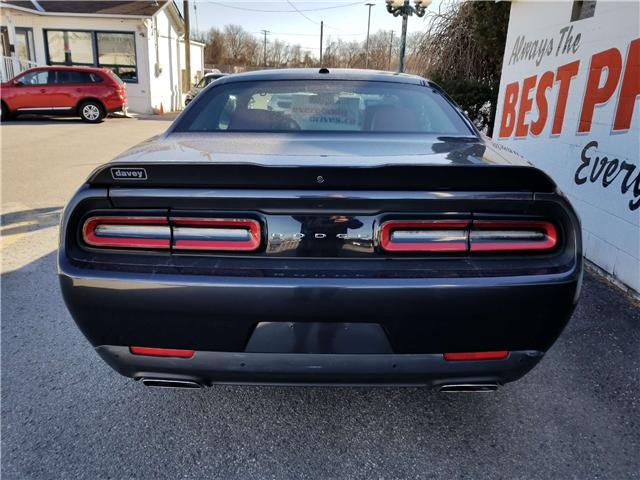 2017 Dodge Challenger R/T (Stk: 18-425A) in Oshawa - Image 6 of 15
